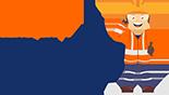 Szkolenia i kursy online BHP / ODO Logo